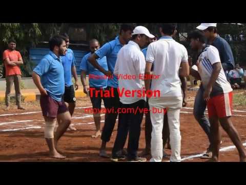 IIPS sports meet 2017 (kabaddi final)