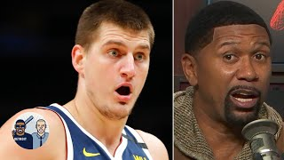 Nikola Jokic lost weight and sharpened his game – Jalen Rose | Jalen & Jacoby