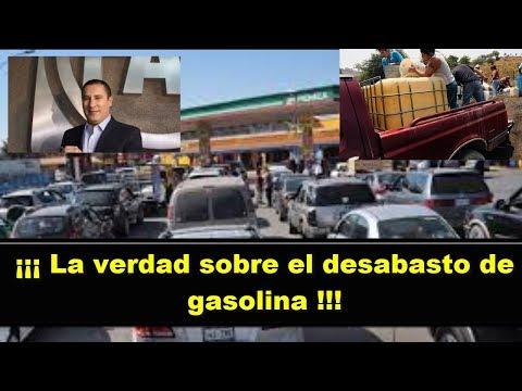 La verdad sobre el desabasto de gasolina - Noti Express Mx