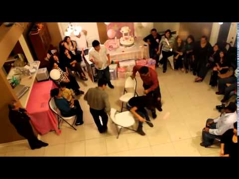 Epic Fails Falling at Classical Musical Chairs   Lady Falls RIght On Her Toosh