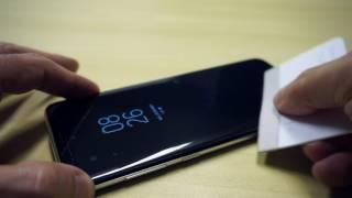 Comprei uma Pelicula para o Galaxy S8 Plus