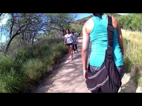 Oahu, Honolulu-Diamond Head Hike Aug 18, 2016 @ 9am