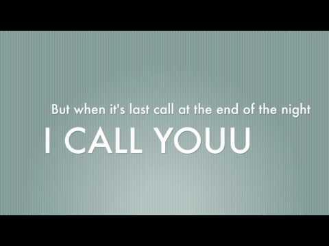 Daniel Skye- Last Call Lyrics