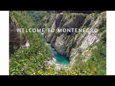 ADVENTURES OF MONTENEGRO 2017 TRAVEL VIDEO