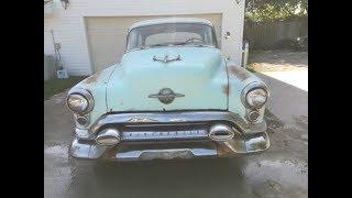 Will It Run? Part 15: 1953 Oldsmobile Rocket Super 88 Barn Find