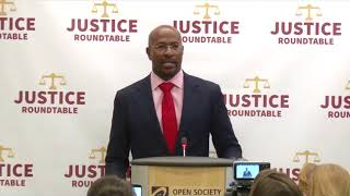 Nkechi Taifa, Van Jones, Shaka Senghor - Conversations on Justice (March 31, 2016)