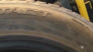 Обзор и отзывы шины Continental ContiCrossContact UHP 2