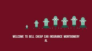 Cheap Auto Insurance in Montgomery AL