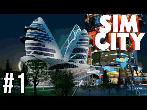 SimCity 5 - INICIANDO NOSSA CIDADE Ep. 01