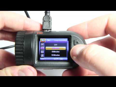 e prance 1080p dash cam instructions