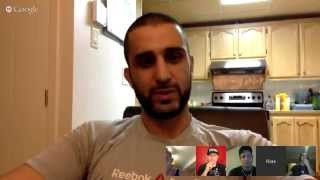 Just the Gi Top Podcast: Firas Zahabi (Tristar Gym)