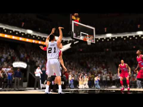NBA Live 14 gets a next-gen gameplay trailer of its own