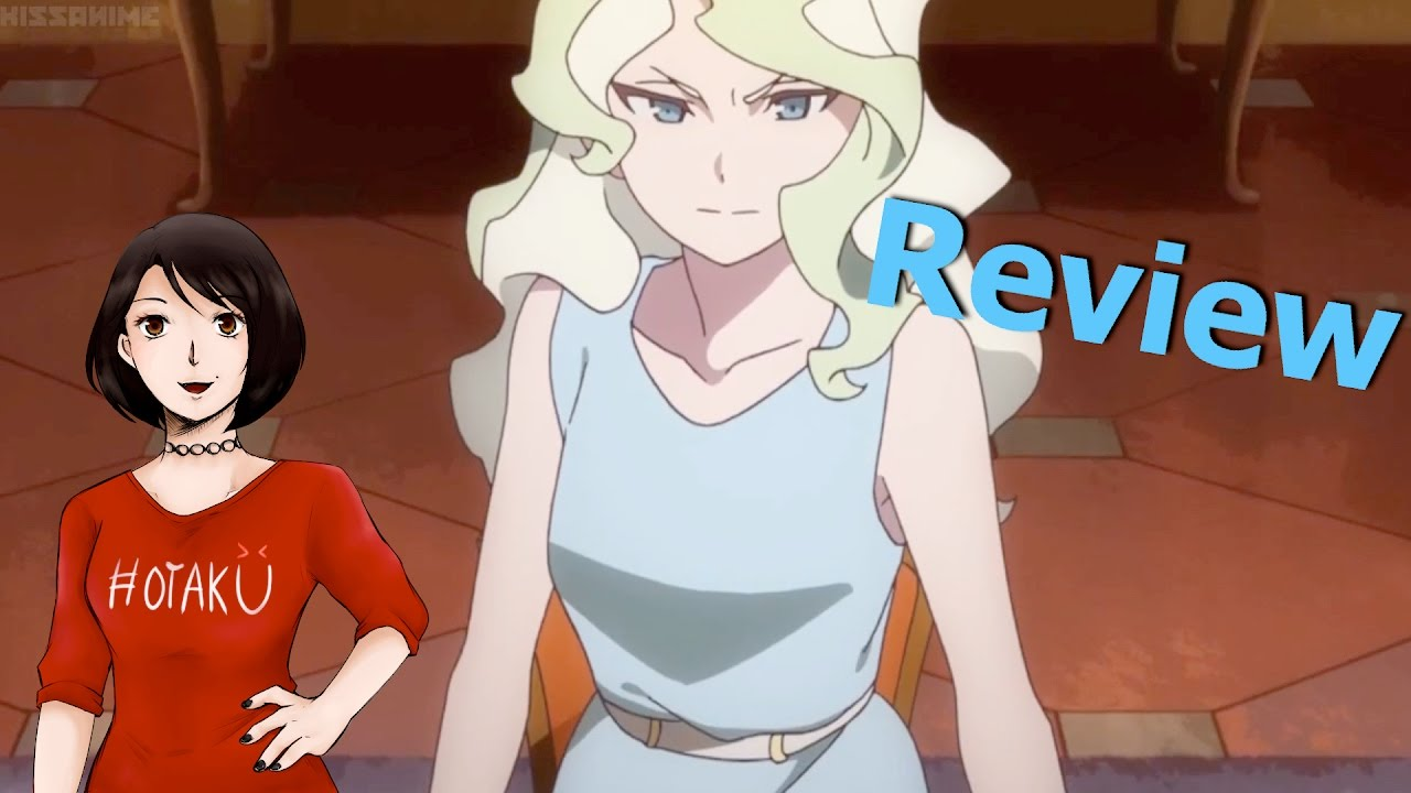 Little witch academia tv episode 19 anime review the cavendish family
