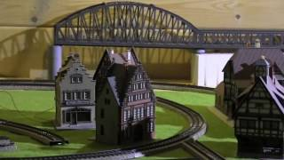 Episode 1 | Construction of model railroads/railway:follow the construction railway