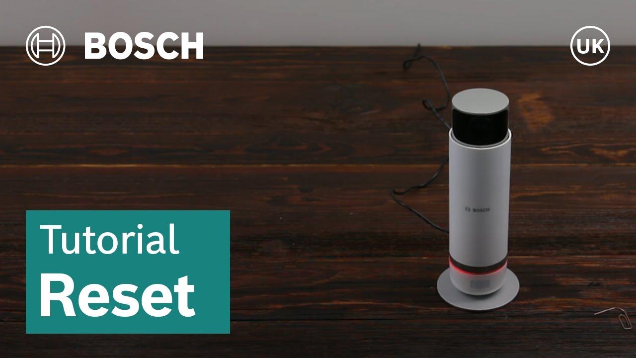 installer et paramétrer la Bosch 360