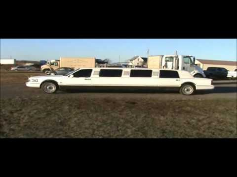 1997 Lincoln Town Car Executive Limousine For Sale Sold At Auction