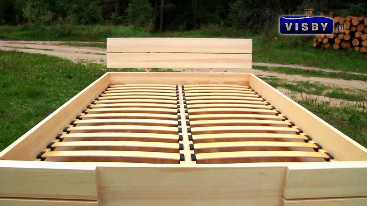 łóżko Visby Sandemo Wwwvisbypl