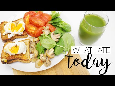 What I Ate Today - Easy Fresh Recipe Ideas
