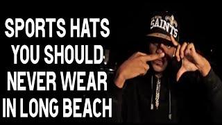 Sports Hats You Should Never Wear In Long Beach