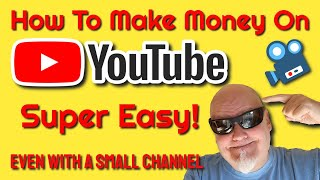 How To Make Money on Youtube 2020 Copy & Paste Easy!