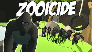 БЕШЕНЫЕ ЖИВОТНЫЕ УБИВАЮТ ЛЮДЕЙ | Zooicide