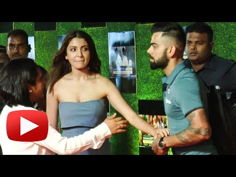 Anushka Sharma WEIRD BEHAVIOUR CAUGHT At Sachin A Billion Dreams Premiere