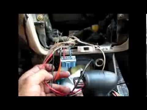 96 honda civic stereo wiring diagram instalar autoestereo sony en    honda    accord 2001 youtube  instalar autoestereo sony en    honda    accord 2001 youtube