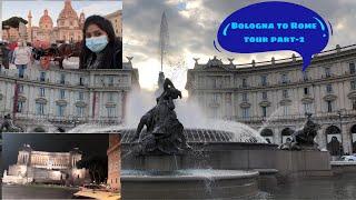 Rome tour part 2.a wonderful day vlog ...