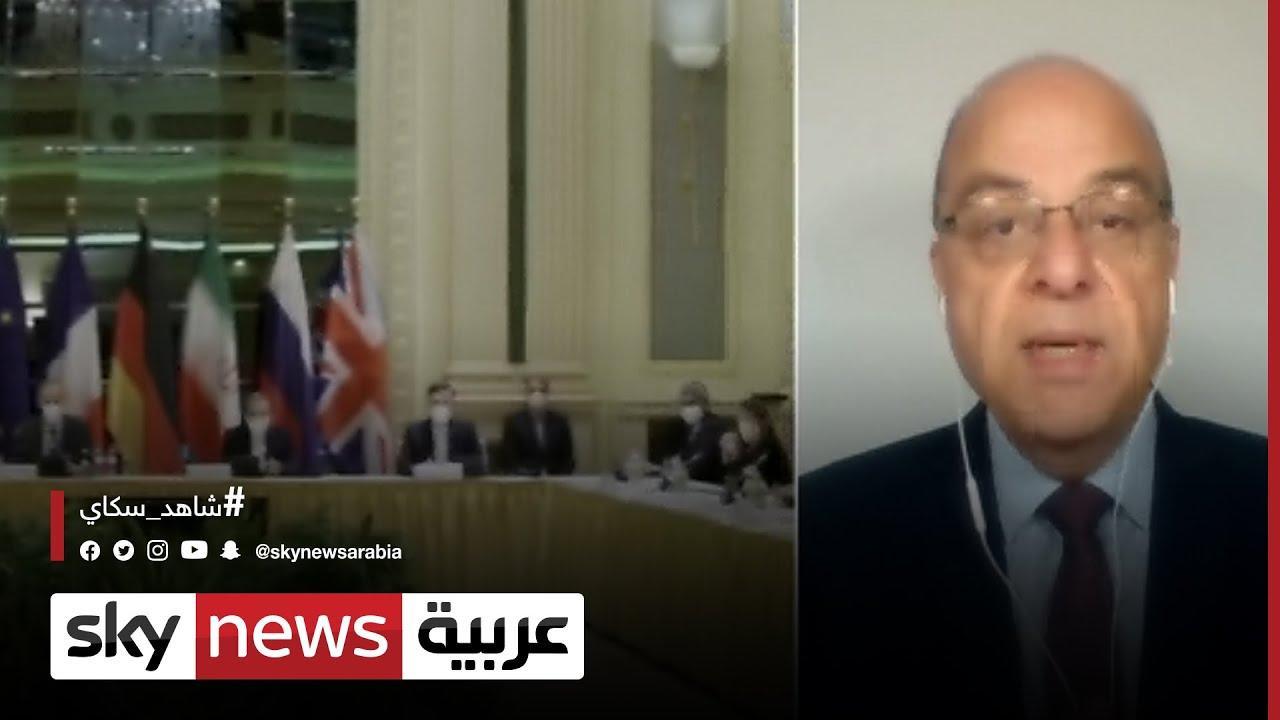 محمد قواص: الولايات المتحدة تتسلح بترسانة من العقوبات تركتها إدارة ترامب وتستعد للتفاوض مع إيران  - نشر قبل 2 ساعة
