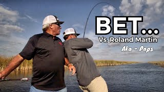 Betting Money against the BEST FISHERMAN in the World! SMCTV E19:11