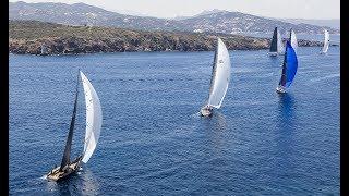 Loro Piana Superyacht Regatta 2017 Highlights Video