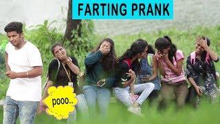 Farting on GIRLS Prank Part 2 -  Baap of Bakchod - Raj | Prank In India