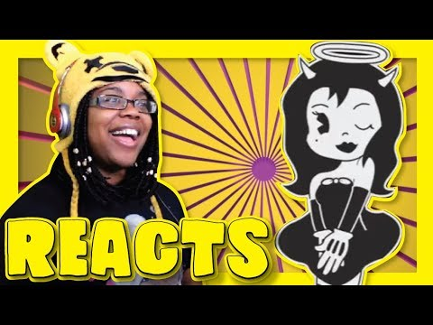 REACTING TO BATIM CHAPTER 3 SONG ALL EYES ON ME