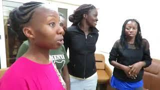 الأفارقة المشاركون ببطولة الهوكي : الإسماعيلية بلد الأمن والأمان