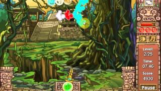 Game Mayan Marbles