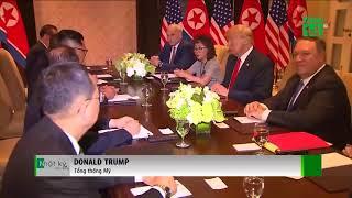 VTC14 | Tổng thống Mỹ đánh giá tích cực về cuộc gặp với nhà lãnh đạo Triều Tiên