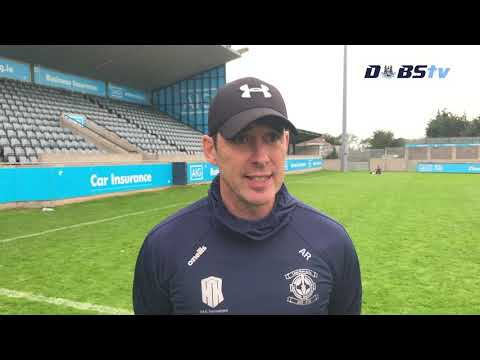 Ballyboden St Endas manager Anthony Rainbow speaks to DubsTV after Dublin Senior 1 Semi Final win