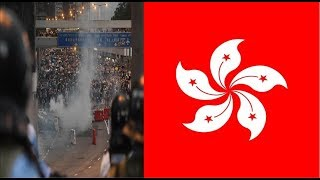 Protests Erupt In Hong Kong After Proposal Of Controversial Extradition Bill