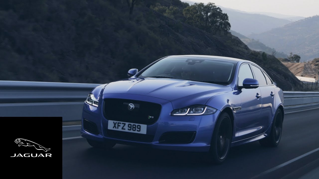 Jaguar XJR 575 | Assertive Performance in Portugal