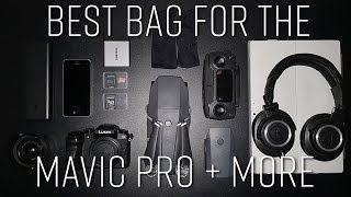 The Best Bag For The DJI Mavic Pro