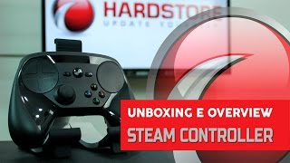 STEAM - Steam Controller - Unboxing/Overview