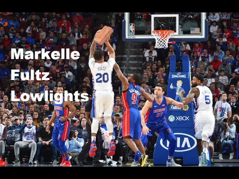 Markelle Fultz Worst Moments (Broken Jumpshot, Missed Free Throws)