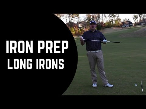 Iron Prep – Long Irons | Golf Tips with Tyler Dice Golf