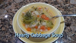 Italian Grandma Makes Hearty Cabbage Soup