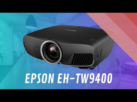 Epson EH-TW9400 Projector - Quick Look India