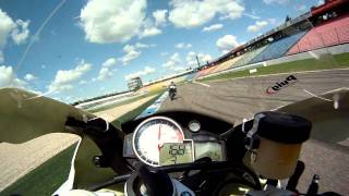 BMW S1000RR Hockenheim GP Track Racing - Fastest Group
