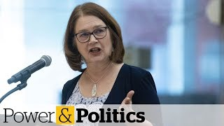 Jane Philpott faced 'tough' questions from Liberal MPs in regional caucus meeting | Power & Politics