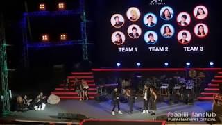 070718 AF Karaoke (Team2 ฝ้ายต้อลแจ็คแคท) | AF4 Flashback Concert