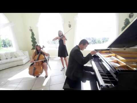 Bourne Vivaldi (ft. The Piano Kids)