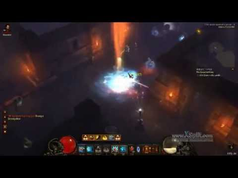 Download Diablo III - Monk Build: Four Primary Combination Strike (Vendetta#1450)